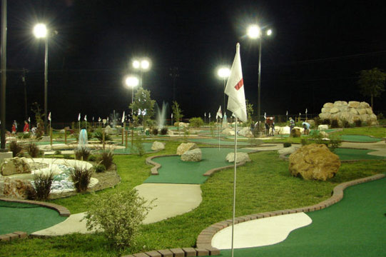 Green Acres Golf and Games
