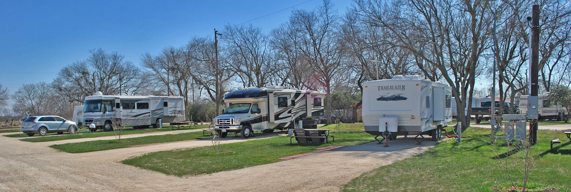 Hidden Valley Rv Park San Antonio Texas Country