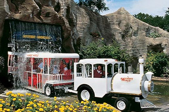 Hidden Valley Rv Park San Antonio Texas Area Attractions