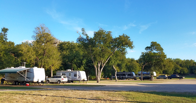 Top of the Valley RV sites